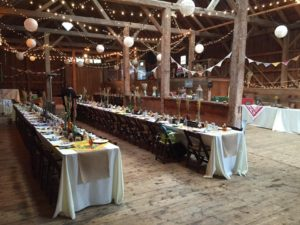 The Blu wedding, October 1, 2016